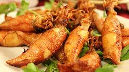 """4 món lai rai dịp lễ Quốc Khánh hễ """"nấu là chồng mê"""""""