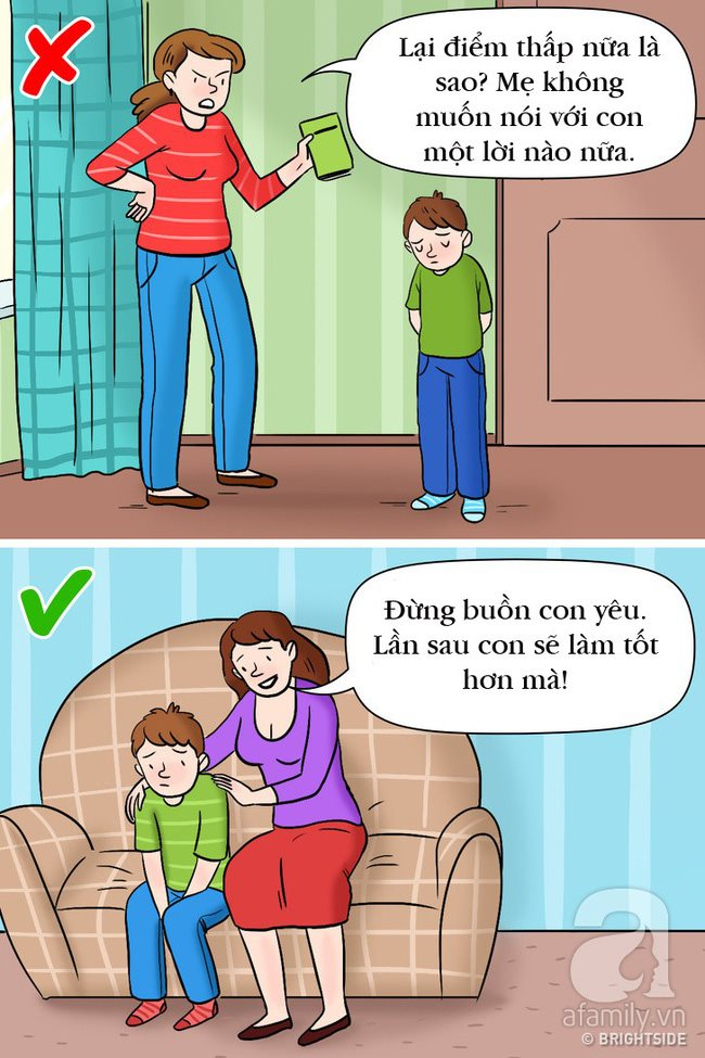 Sai lầm của bố mẹ khi kiểm soát khắt khe việc làm bài tập về nhà của con