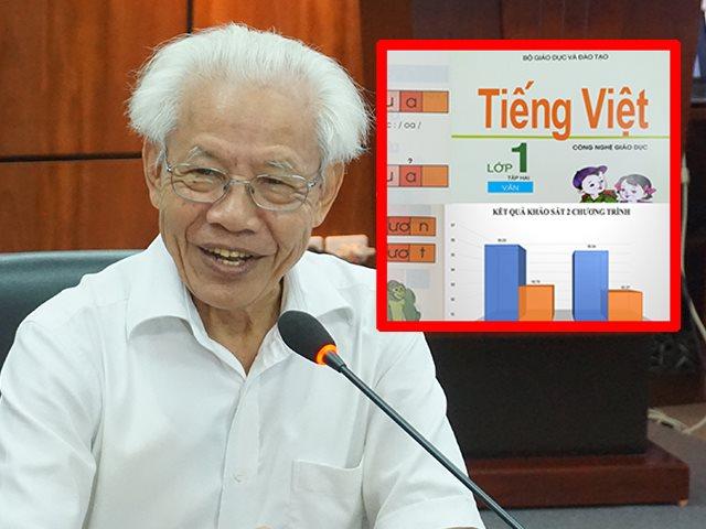 Bộ GD-ĐT: Tài liệu Tiếng Việt lớp 1 đã thực nghiệm hiệu quả ở nhiều địa phương