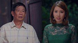 Đoàn phim ngậm ngùi khi tập 55 Gạo nếp gạo tẻ là lần cuối cố diễn viên Nguyễn Hậu diễn xuất