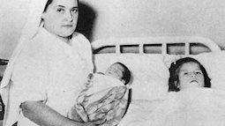 Người mẹ trẻ nhất trong lịch sử : sinh con ở tuổi lên 5