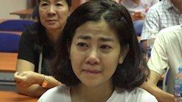 Diễn viên Mai Phương xúc động khi nhận được sự quan tâm của đồng nghiệp ngày xuất viện