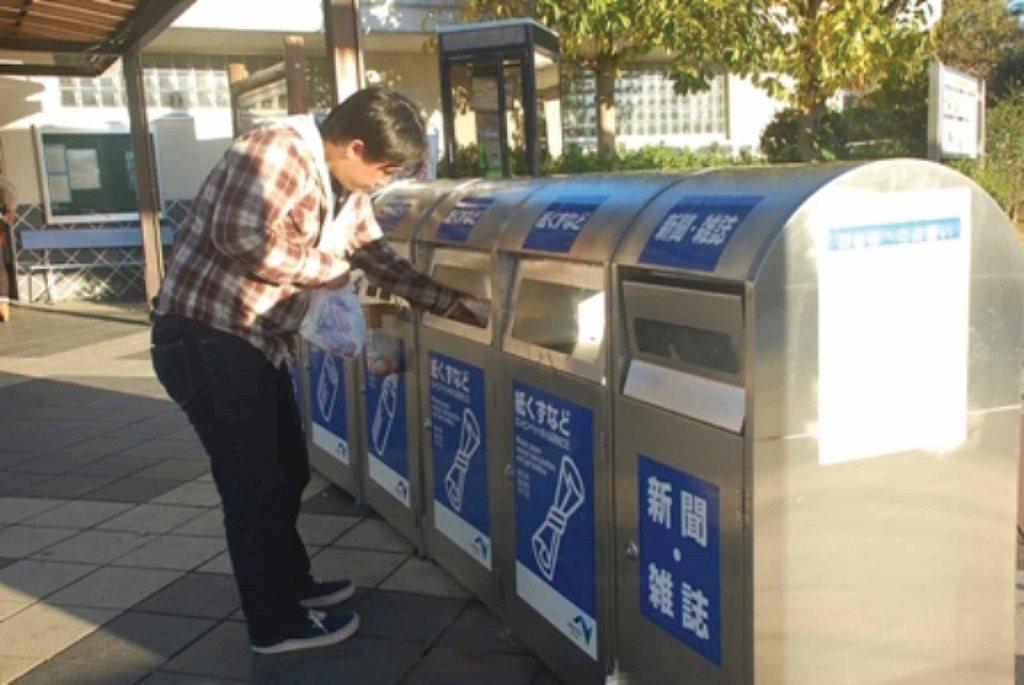 Học cách đổ rác như người Nhật để bảo vệ môi trường