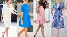 Chị em nên nhớ : Váy nào giày đấy mới có thể đẹp đúng điệu
