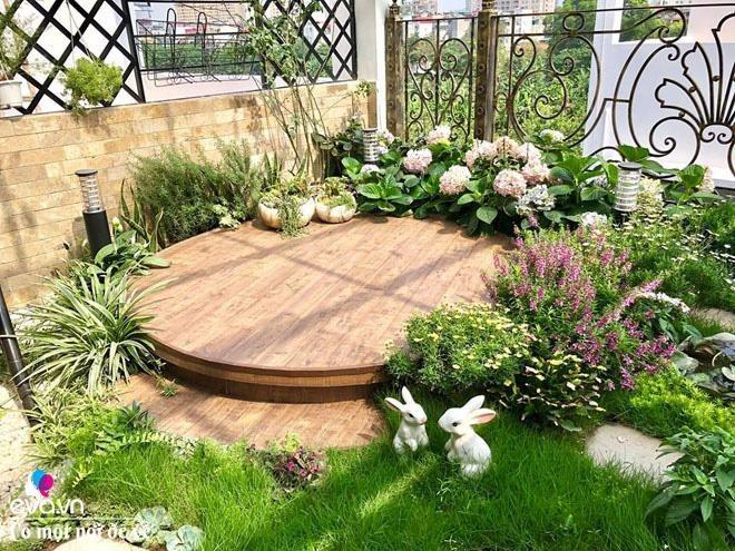 Ngắm nhà vườn siêu xinh kiểu châu Âu mà ai cũng có thể tạo riêng cho mình