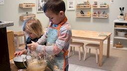 Những nguyên tắc cha mẹ phải biết khi dạy con theo phương pháp Montessori tại nhà