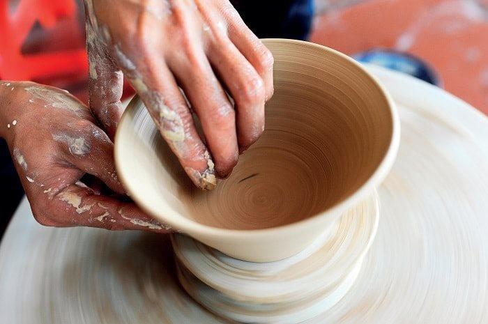 Làng gốm Bát Tràng: Điểm đến nhiều trải nghiệm cho cả trẻ em lẫn người lớn