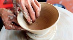 Làng gốm Bát Tràng : điểm đến nhiều trải nghiệm cho cả trẻ em lẫn người lớn