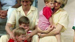 Học hỏi bí quyết dạy con chưa bao giờ lỗi thời của Công nương Diana