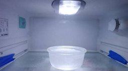 Điều kỳ diệu từ bát nước đặt trong tủ lạnh mỗi tối