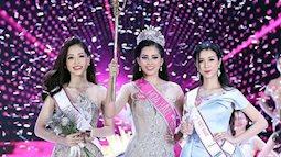 18 tuổi Trần Tiểu Vy có gánh nổi sức nặng của vương miện?