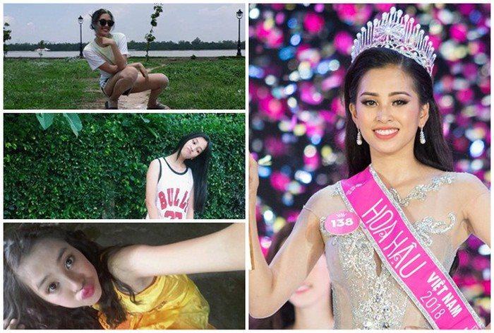 Cư dân mạng cười ngất với hình ảnh thời còn đi học của hoa hậu Trần Tiểu Vy