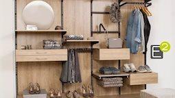 Tự làm những kiểu tủ đơn giản độc đáo trang trí cho không gian nhà bạn
