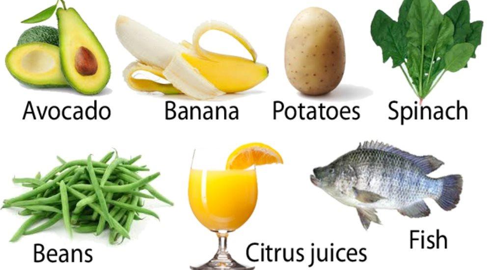 Nếu bị chuột rút hãy ăn ngay những thực phẩm này