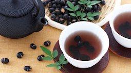 Nấu trà đậu đen uống mỗi ngày để có làn da như da em bé