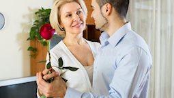 Cô dâu 61, chú rể 26: Yêu nàng lớn tuổi thành đạt, tại sao không?