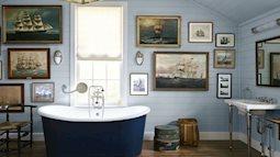 Độc đáo những kiểu nhà tắm xanh mướt cho bạn cảm giác thiên nhiên