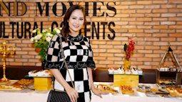 Nữ diễn viên Thanh Thuý mang thai tháng thứ 5, Đức Thịnh cưng chiều giữ ở nhà vì sợ vợ mệt