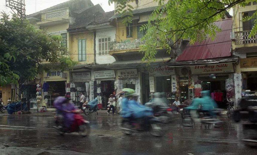 Những khoảnh khắc vô giá về Hà Nội của những năm 90 qua ống kính người Nhật