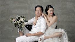 Không phải giày tây hay hài công chúa, dép tổ ong mới là phụ kiện sáng nhất bộ ảnh cưới của Nhã Phương - Trường Giang