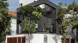 Tạp chí kiến trúc Mỹ  khen ngợi không gian sống của ngôi nhà 4 tầng ở Hà Nội
