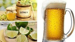 Đừng vội bỏ những lon bia uống dở vì nó có tác dụng kỳ diệu với làn da
