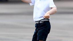 Cậu bé Hoàng gia có tầm ảnh hưởng thời trang hơn nhiều sao hạng A trên thế giới