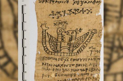 Hé lộ bí ẩn về bùa yêu cách đây 1.300 năm của người Ai Cập cổ đại