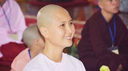 """""""Người đẹp có mái tóc đẹp nhất"""" Hoa hậu Việt Nam 2014 xuống tóc quy y khiến dân mạng ngạc nhiên"""
