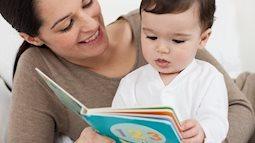 Mách cha mẹ cách để trẻ 0-3 tuổi tiếp cận tiếng Anh hiệu quả