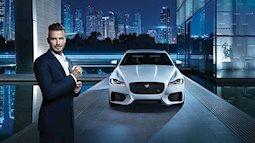 Beckham - từ cầu thủ bóng đá tài năng đến gương mặt sáng giá cho các hãng xe ô tô