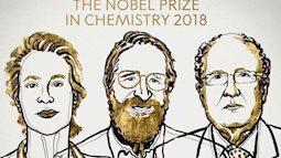 3 nhà khoa học nghiên cứu quá trình tiến hóa đạt giải nobel hóa học 2018