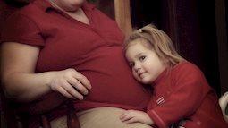 Bà bầu béo phì dễ bị tiền sản giật, đẻ con dị dạng