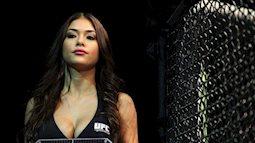 Cận cảnh vẻ đẹp bốc lửa của 2 người mẫu được chọn cho sự kiện UFC 229
