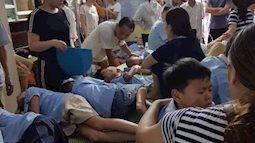 Ruốc gà có tụ cầu vàng là nguyên nhân khiến 350 học sinh ở Ninh Bình ngộ độc