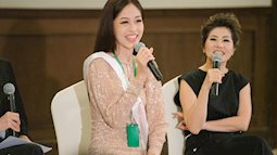 """Người hâm mộ lo lắng vì á hậu Phương Nga có thể bị bạn cùng phòng """"tung chiêu"""" khi dự thi Miss Grand 2018"""