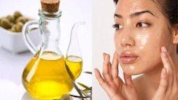 Cách pha chế hỗn hợp dầu ô-liu để dưỡng da, trị gàu, chống lão hóa