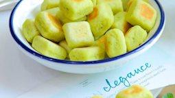 Bánh bơ thơm ngon: sao bạn không thử làm ngay dịp cuối tuần
