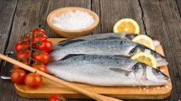 Mách mẹ cách xử lý giúp cá hết tanh chế biến món ngon cho cả nhà