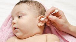 Cảnh báo nguy cơ trẻ bị nấm ông tai khi giao mùa