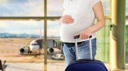Bà bầu đi máy bay có an toàn? Cùng công nương Meghan đi tìm câu trả lời