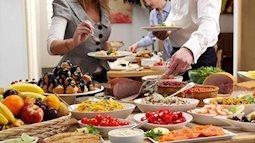 Tuyệt chiêu đi ăn buffet để luôn cảm thấy mình được ăn 1 bữa quá rẻ