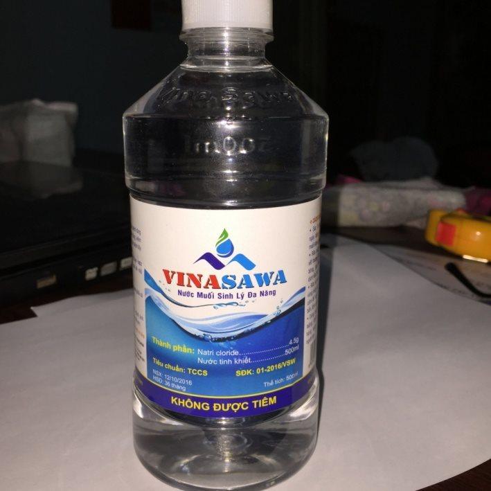 Thu hồi nước muối sinh lý không đảm bảo chất lượng, cha mẹ lại lo ngay ngáy vì không biết mua loại nào tốt