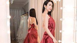 Đốt mắt với thân hình lý tưởng của Huỳnh Vy tại cuộc thi Miss Tourism Queen Worlwide 2018.