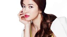 Lý giải nguyên nhân trang phục của Song Hye Kyo luôn gây sự chú ý và không đụng hàng