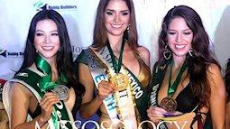Phương Khánh tiếp tục dành HCB tại Miss Earth 2018