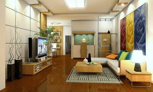 Hãy chọn loại nội thất này để có một căn hộ mang phong cách hiện đại