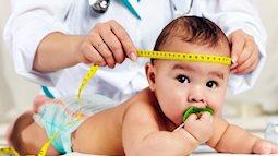 Khoa học đã chứng minh trẻ có vòng đầu to sở hữu chỉ số thông minh hơn người