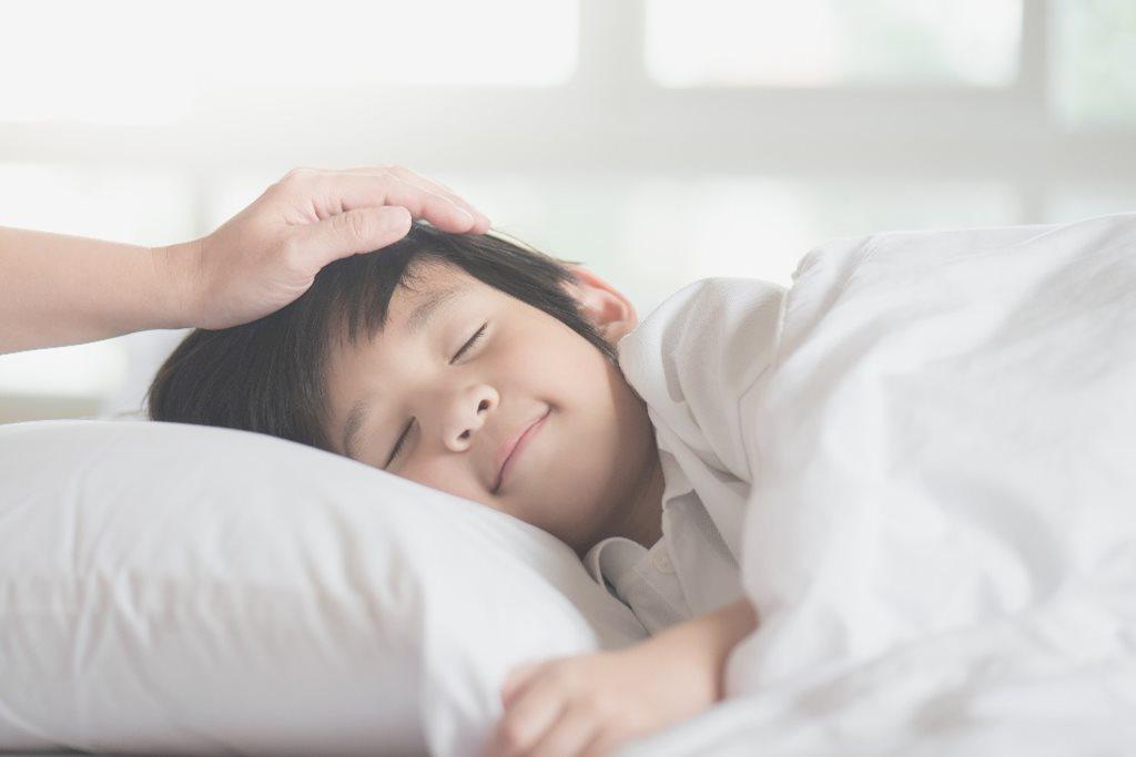 Những sai lầm nào khiến trẻ ngủ không ngon giấc?