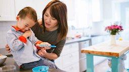 Cách dạy con phá vỡ các quy tắc khiến ai cũng bị thuyết phục của bà mẹ trẻ